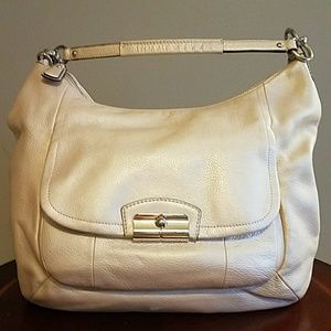 Stunning pearl Coach bag!